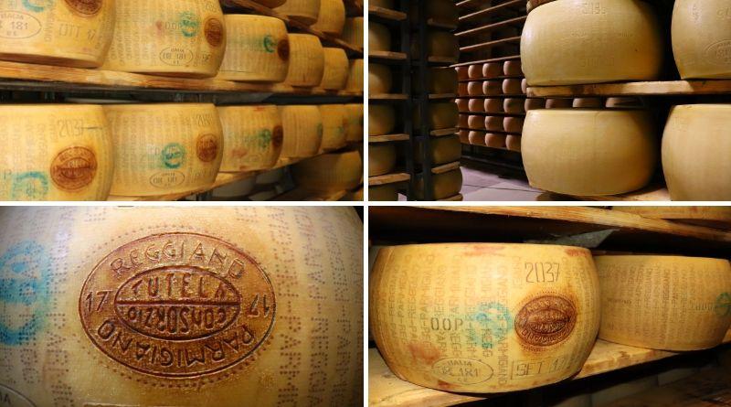 tour gastronomico - stagionatura delle forme - the minutes fly - formaggio