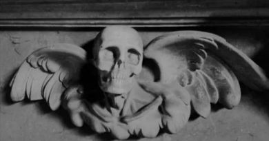 statue cimitero the minutes fly - web magazine