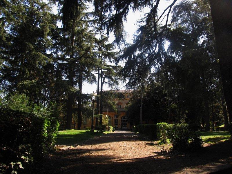 Villa Aldrovandi Mazzacorati - the minutes fly - web magazine
