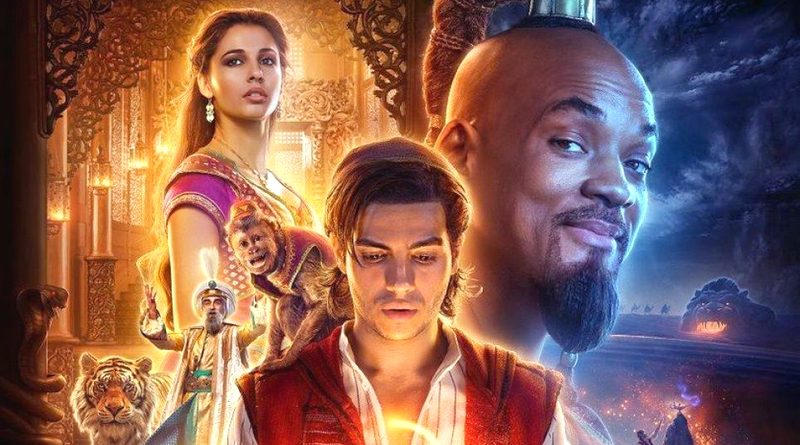 disney - classici disney - live action - the minutes fly - web magazine - aladdin