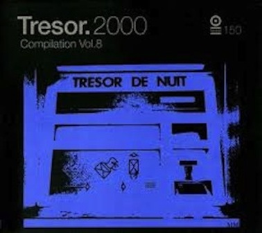 Various ‎– Tresor 2000 – Compilation Vol. 8