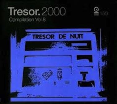 Various – Tresor 2000 – Compilation Vol. 8