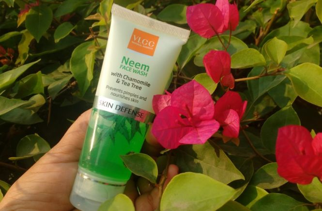 VLCC Neem Facewash Review