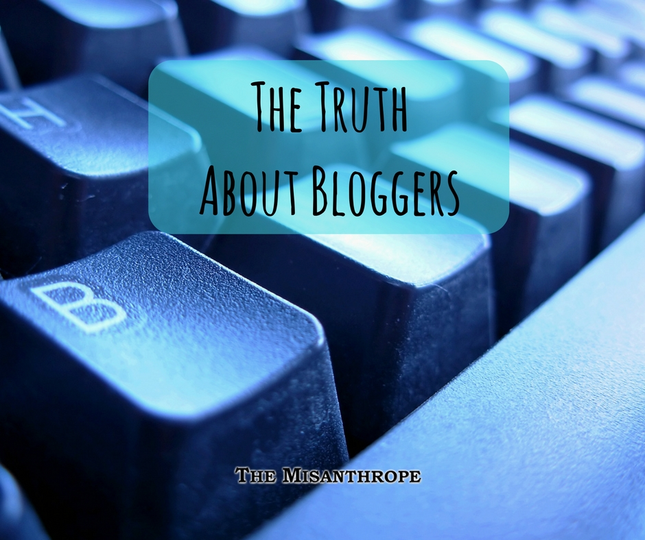 Truth About Bloggers