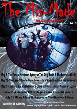 maelstrom tour 2015