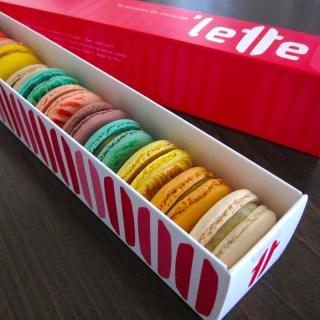 Los Angeles: 'Lette Macarons