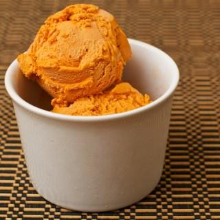 Thai Tea Ice Cream