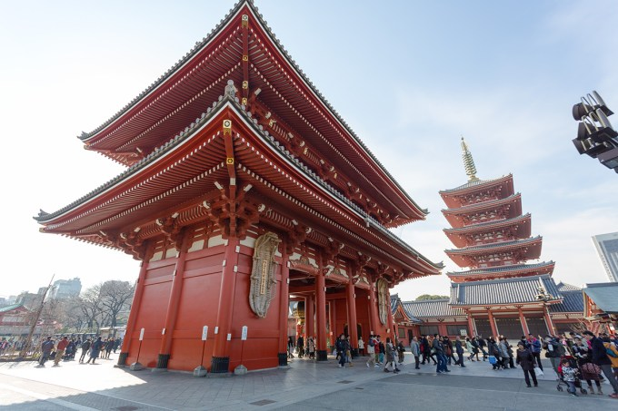 Sensoji Temple | The Missing Lokness