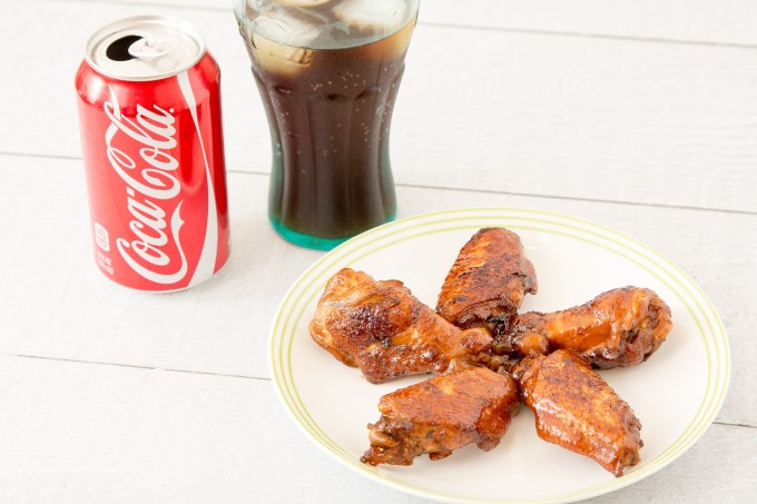 Coca-Cola Chicken Wings | The Missing Lokness