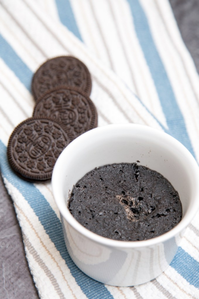 5-Ingredient Oreo Microwave Cake 2 | The Missing Lokness