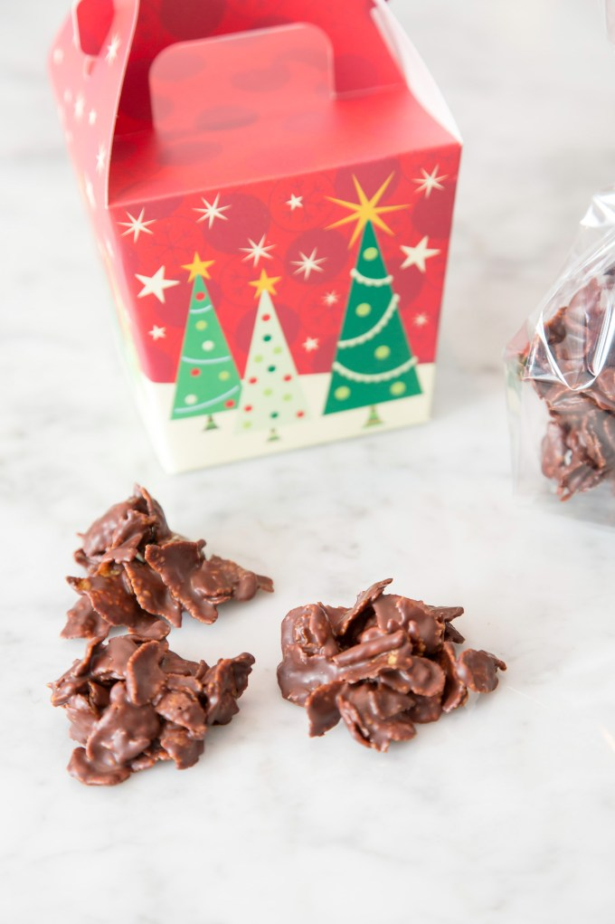 Chocolate Cornflake Clusters 2| The Missing Lokness