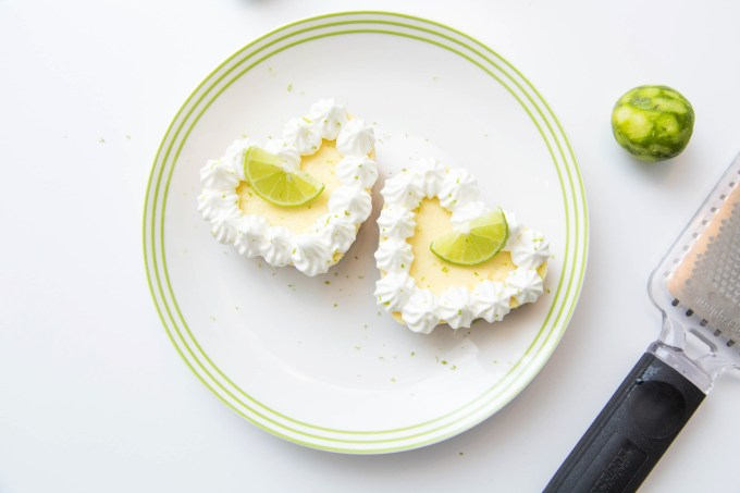Individual Key Lime Cheesecakes 2 | The Missing Lokness