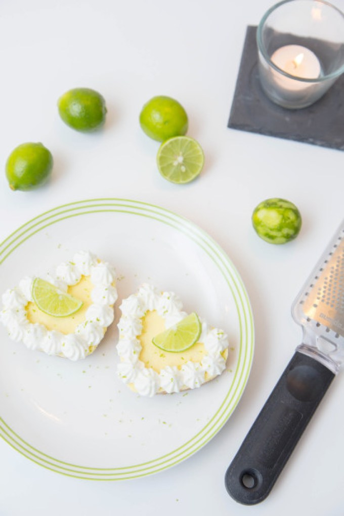 Individual Key Lime Cheesecakes 3 | The Missing Lokness