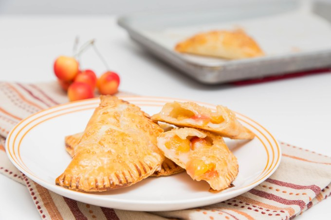 Rainier Cherry Cream Cheese Hand Pies 3| The Missing Lokness
