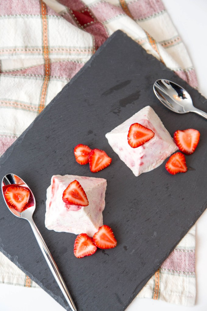 Strawberry Semifreddo 5| The Missing Lokness