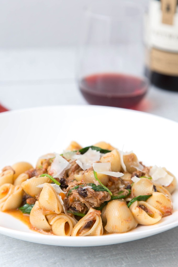 Pipe Rigate with Pork Ragu 2| The Missing Lokness