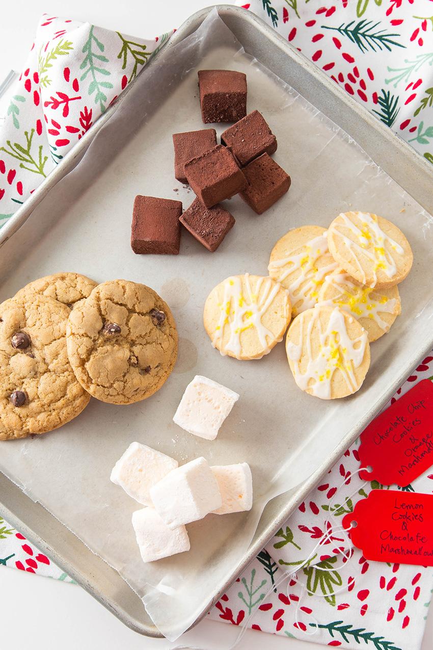 Orange Marshmallows #orange #marshmallow #holidayrecipe #edibletreat #gelatin #glutenfree #candy #citrus #dessert #dessertrecipe | The Missing Lokness
