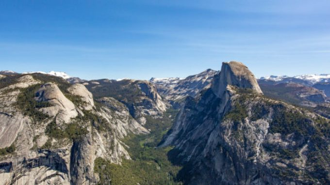 Glacier Point | The Missing Lokness
