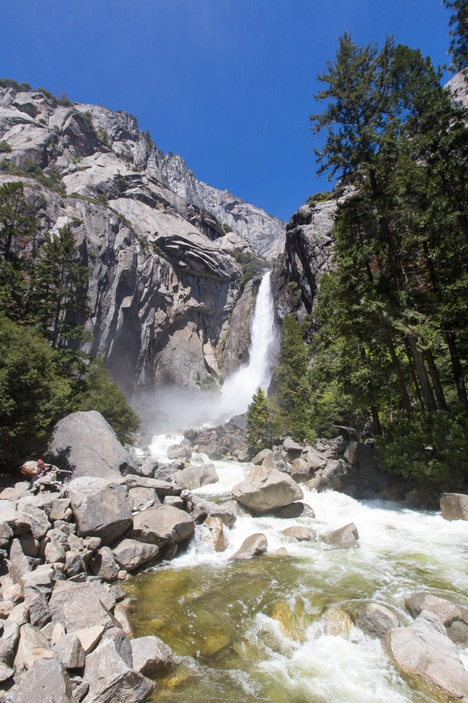 Yosemite Fall| The Missing Lokness