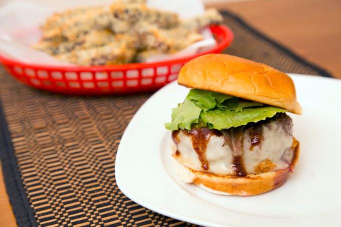 Hambāgu Burger | The Missing Lokness