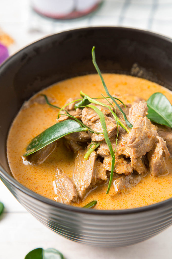 Thai Panang Curry with Beef 3| The Missing Lokness