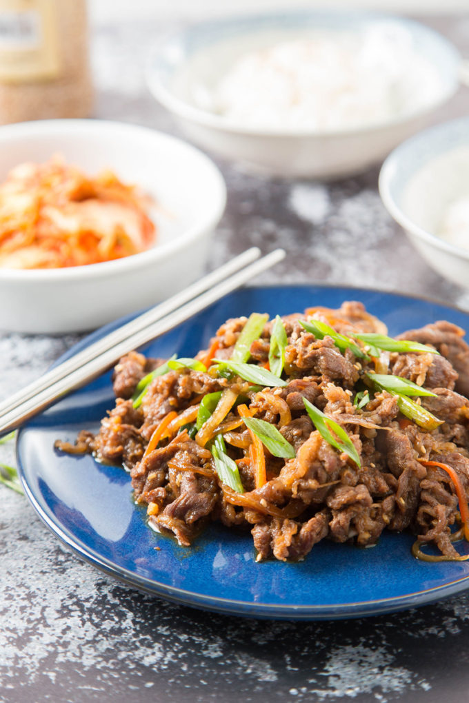Bulgogi 1| The Missing Lokness