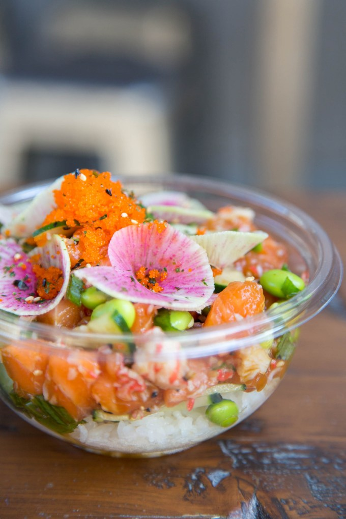 My Bowl @ The Poke Shack| The Missing Lokness