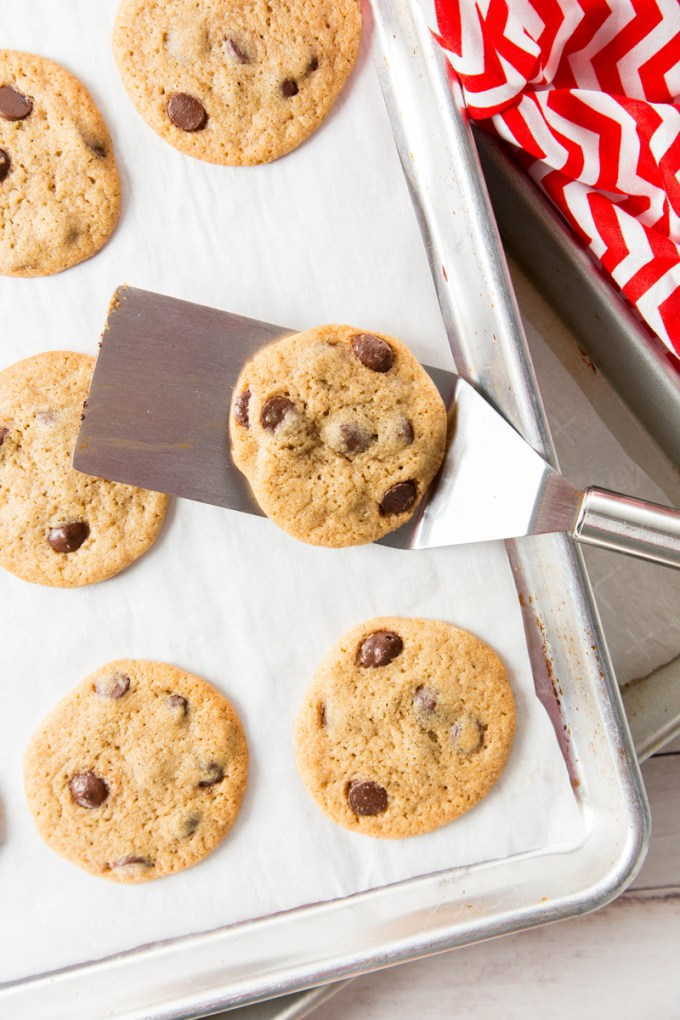 Chewy Chocolate Chip Cookies The Missing Lokness