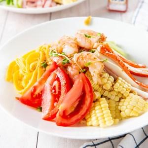 Hiyashi Chuka (Japanese Cold Ramen) #ramen #noodles #japaneserecipes #summerrecipes | The Missing Lokness