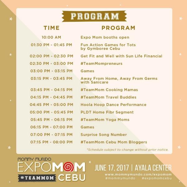 Expo-Mom-Cebu-Program