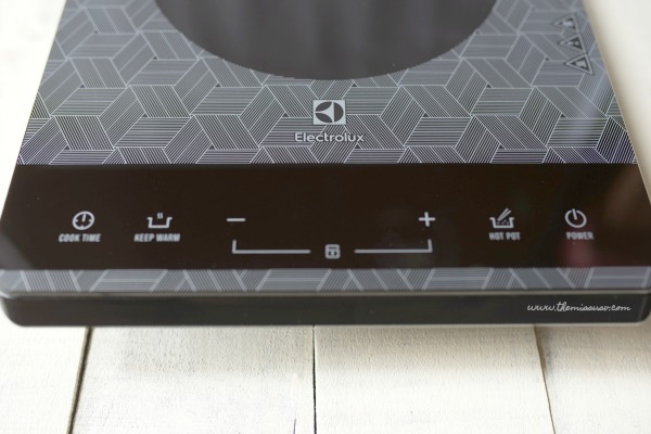 Electrolux Portable Induction Stove - Induction vs Gas Stove