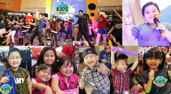 SUPER KIDS UNITE FOR SM KIDS' MONTH 2017