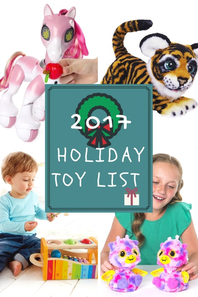 2017 Holiday Toy List - Amazon Best Sellers