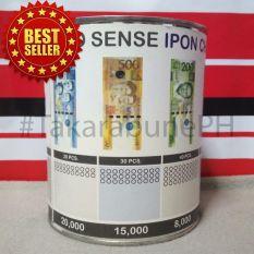 Peso Sense Challenge Coin Bank
