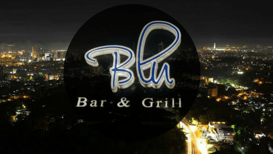 Blu Bar and Grill - Valentine's Day Dinner in the Most Romantic Restaurant in Cebu