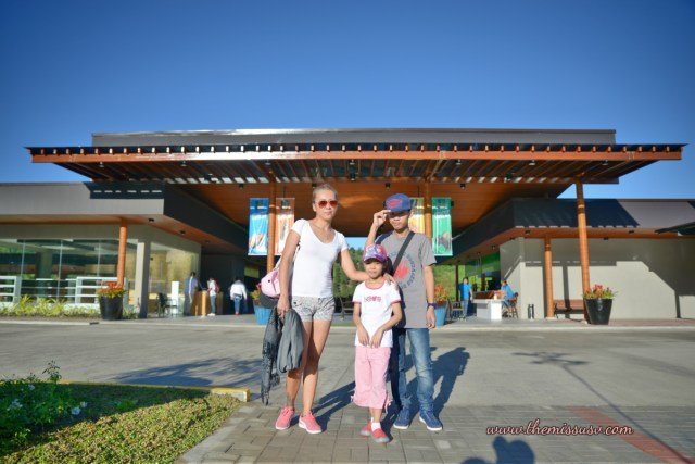 Welcome Pavillon - Cebu Safari and Adventure Park