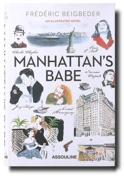 Mother's Day Basket Ideas - Manhattans Babe Signed Copy