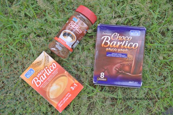 Barlico - best substitute