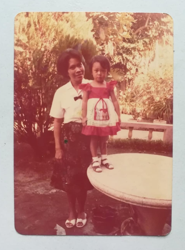 Missing Mommy - A daughters Eulogy for her Mother - Mommy and I