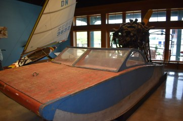 Early Airboat