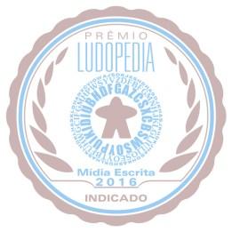 Premio Ludopedia 2016 Midia escrita