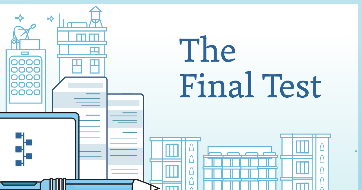 The Final Test: Placements in MIT