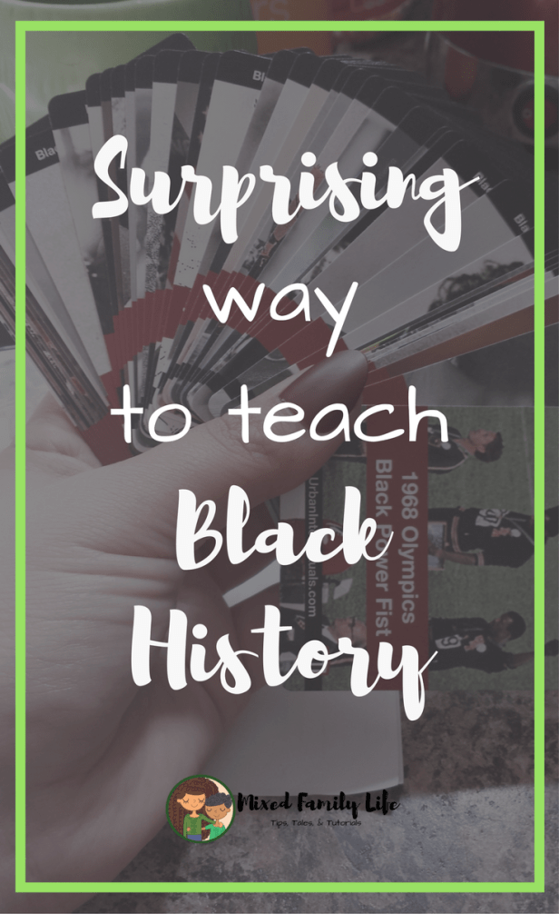 Surprising way to learn Black History by Mixed Family Life - PINME