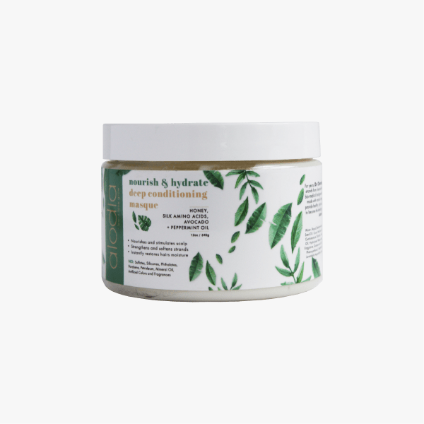Nourish & Hydrate Deep Conditioning Masque