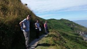 The North Devon Costal Path