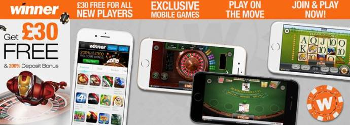 winner mobile casino