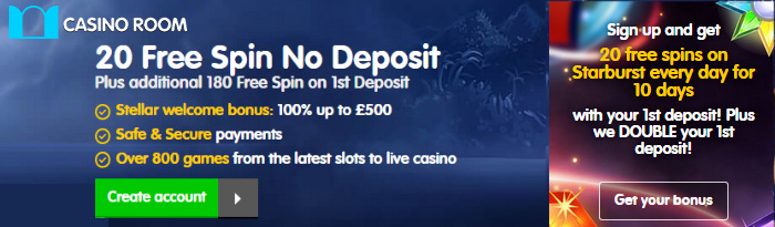 no deposit casino casinoroom