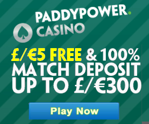 Paddy power casino no deposit