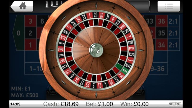 bgo casino roulette whell