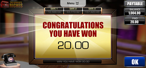 deal or no deal mobile slot win